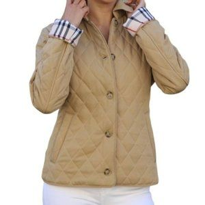 dress day Jackets & Coats - Classic Quilted Jacket size Small